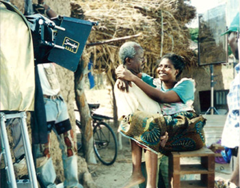 Over 30 short films are created by Africa's premier filmmakers.
