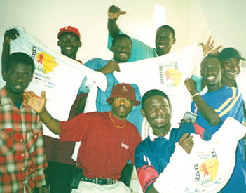 Two Scenarios from the Sahel contests are held: 1997 and 2000.